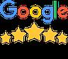 google-5-star-png-5
